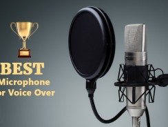 Best Microphone for Voice Over